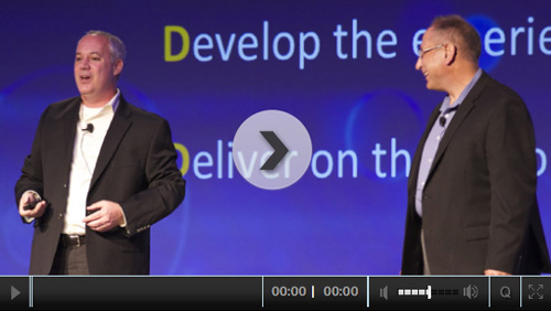 Jeofrey Bean and Sean Van Tyne SDL Innovate 2014 Video