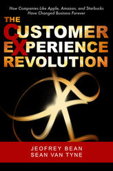 Customer Experience Revolution book cover